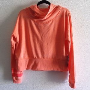 Roxy the Dolly Dolly burnout hoodie orange -XL